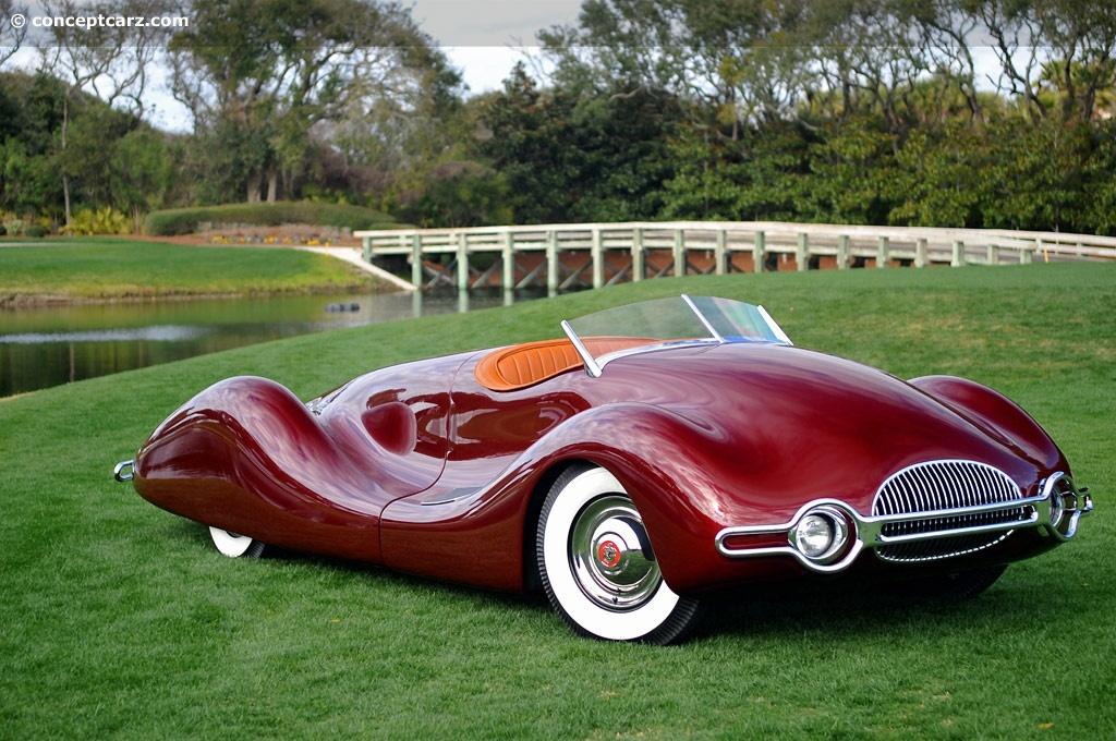 Car Specials: 1948 Norman Timbs Special
