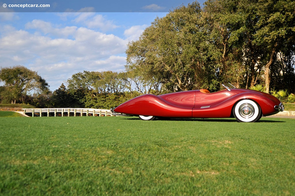 1948 Norman Timbs Special - conceptcarz.com