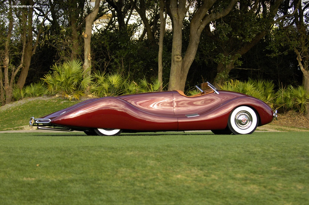 1948 Norman Timbs Special Conceptcarz Com