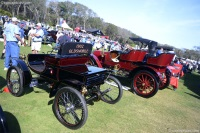 1902 Oldsmobile Model R Curved Dash Runabout