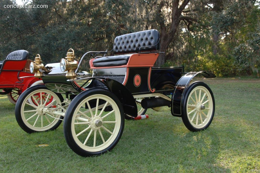 Auction Results And Data For 1903 Oldsmobile Model R