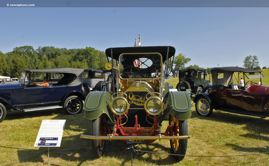 1911 Oldsmobile Limited Image