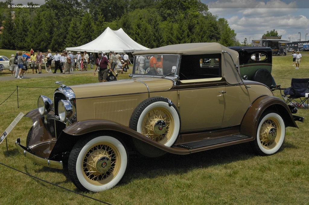 1931 Oldsmobile Model F31 Image