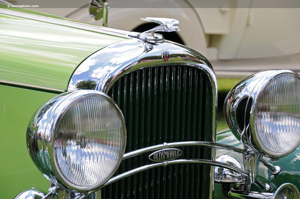 1932 Oldsmobile F 32 Conceptcarz Com