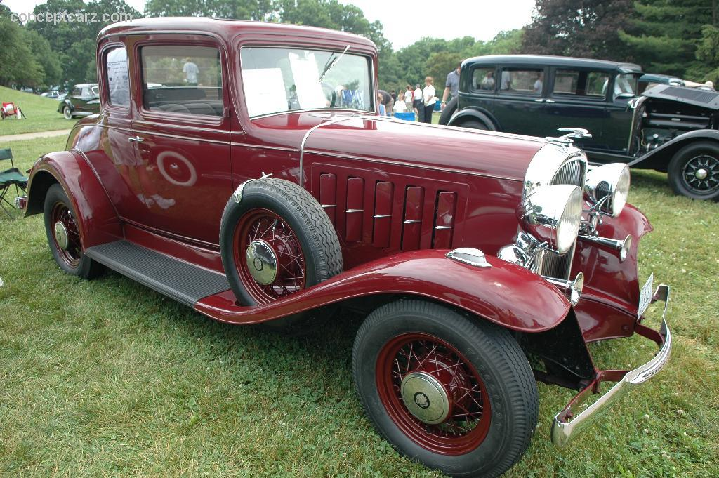 Auction results and data for 1932 Oldsmobile F32  conceptcarzcom