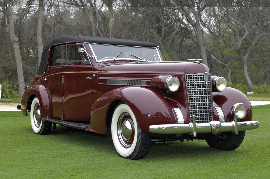 1937 Oldsmobile L 37 Eight Conceptcarz Com