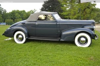 1938 Oldsmobile Series L
