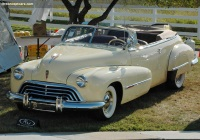 1947 Oldsmobile Custom Cruiser image.