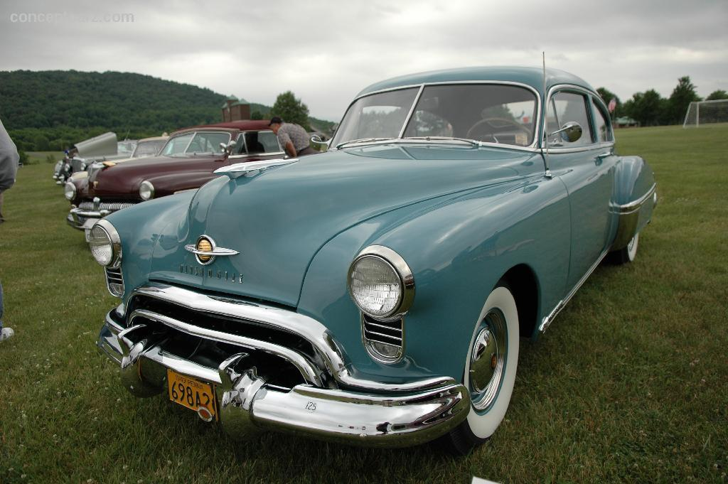 Auction Results And Data For 1949 Oldsmobile Rocket 88