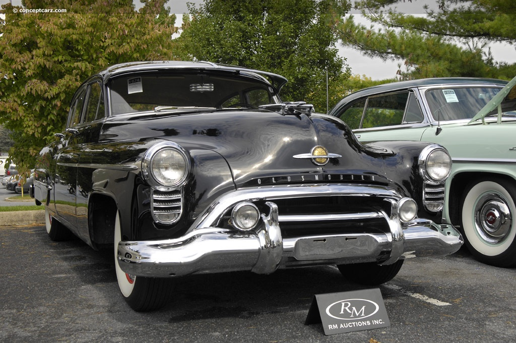 Auction Results And Data For 1950 Oldsmobile Ninety Eight