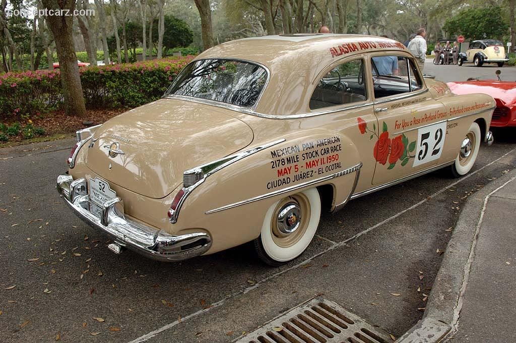 Auction Results And Data For 1950 Oldsmobile 88