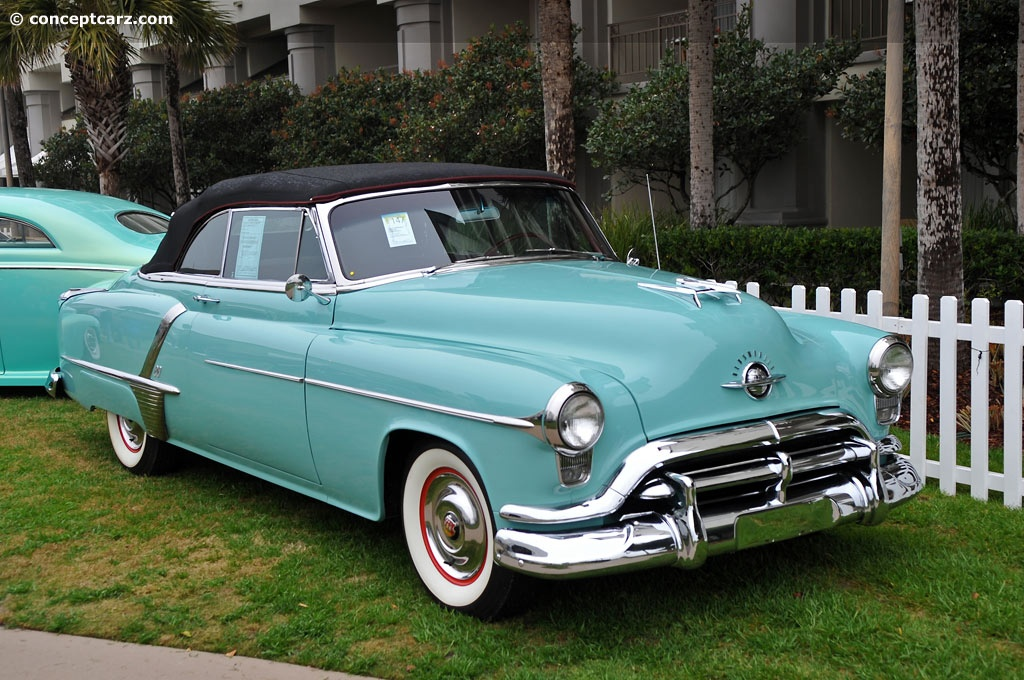 Auction Results And Data For 1952 Oldsmobile Super Eighty