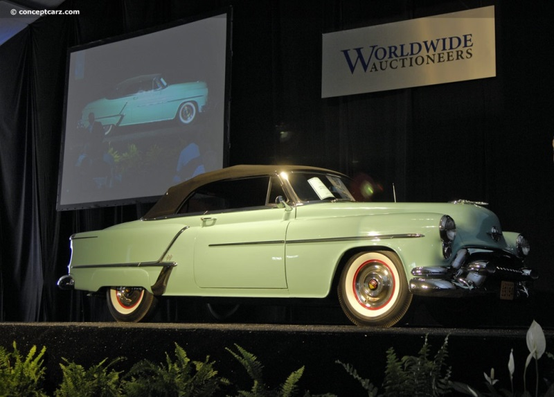 1953 Oldsmobile Super Eighty-Eight pictures and wallpaper