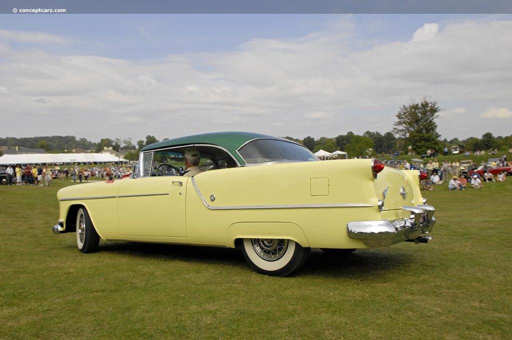 Stockton Auto Sales >> 1954 Oldsmobile Super 88 - conceptcarz.com