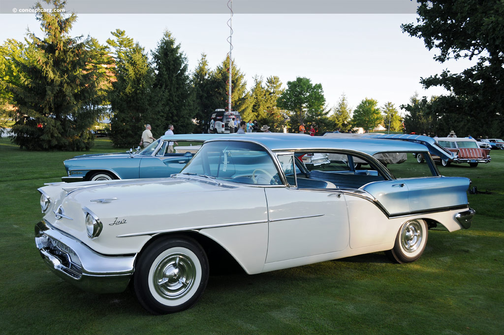 1957 Oldsmobile Golden Rocket Fiesta Super 88 Image