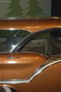 1957 Oldsmobile Golden Rocket Fiesta Super 88