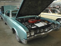 1966 Oldsmobile Starfire image.