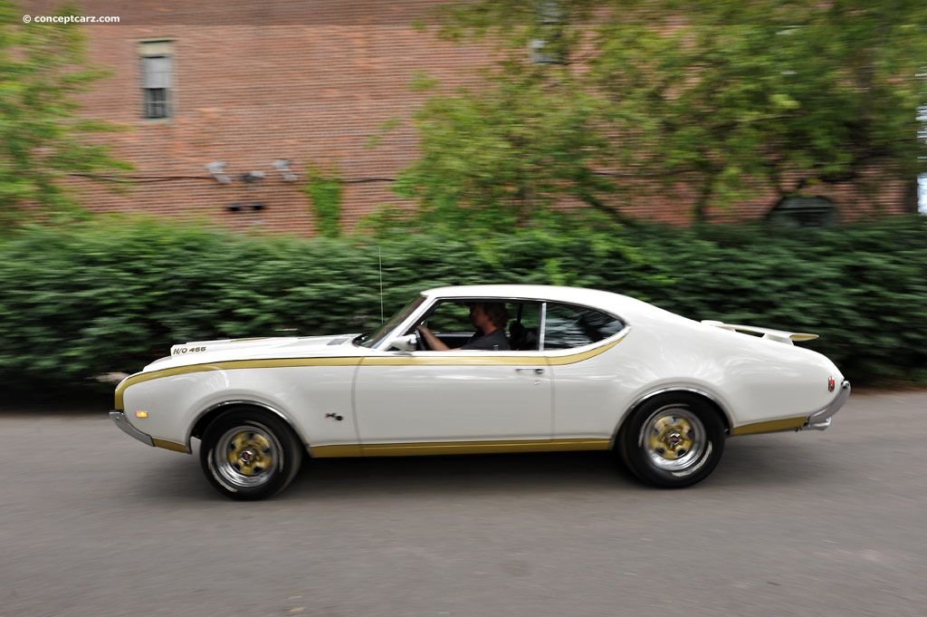 1969 Oldsmobile 442 Technical Specifications And Data