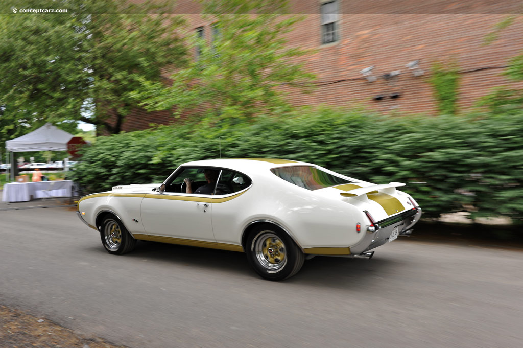 Auction results and data for 1969 Oldsmobile 442 ...