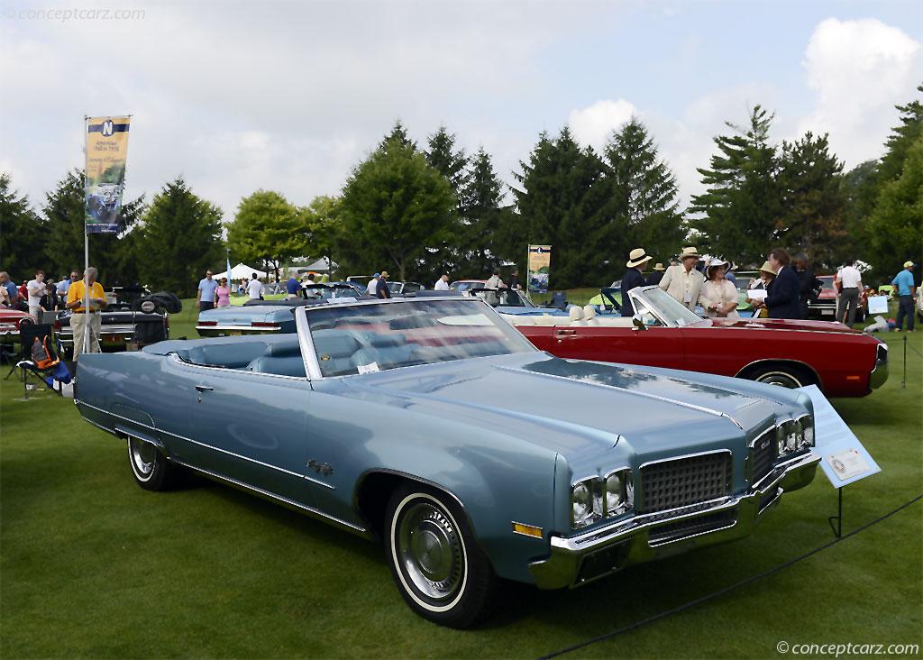 1970 Oldsmobile Ninety Eight 98 Ninetyeight Conceptcarz