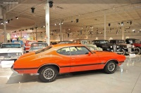 1970 Oldsmobile 442 image.