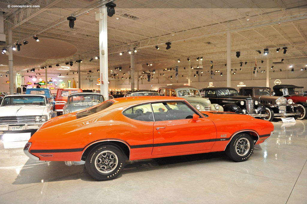 Oldsmobile 442 pictures and wallpaper