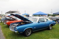 1972 Oldsmobile Cutlass image.