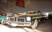 1974 Oldsmobile Cutlass S image.