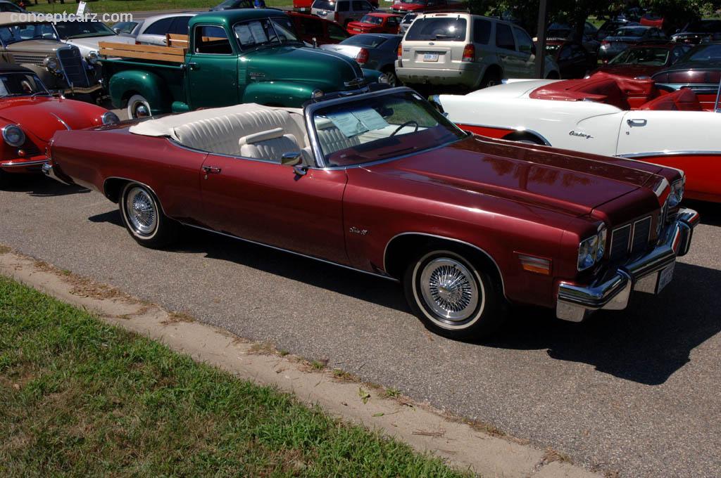 75 oldsmobile 350 horsepower