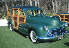 1948 Oldsmobile Sixty Series pictures and wallpaper