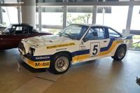 1984 Opel Manta 400 Group B Rally Car image.