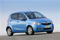 2012 Opel Agila image.