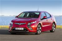 2012 Opel Ampera Electric image.
