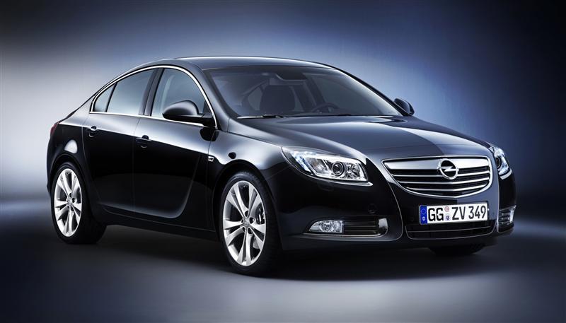 2009 Opel Insignia Image