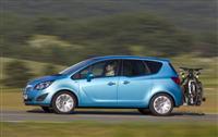 2012 Opel Meriva image.