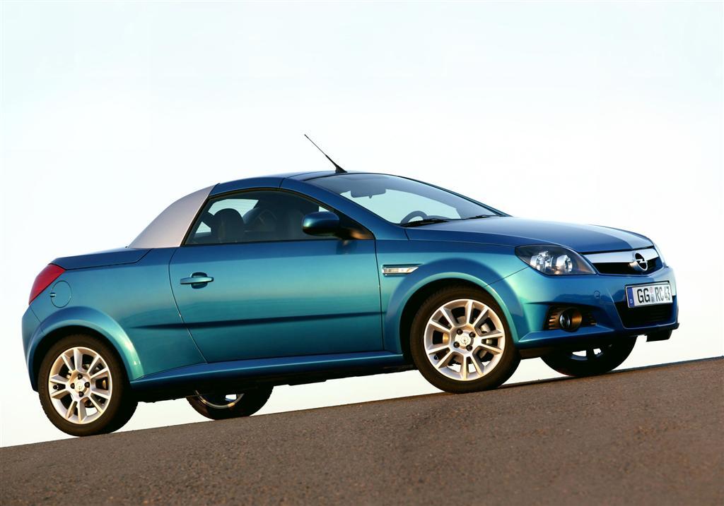 2009 Opel Tigra Twintop Conceptcarz Com