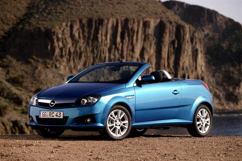 2009 opel tigra twintop. Black Bedroom Furniture Sets. Home Design Ideas