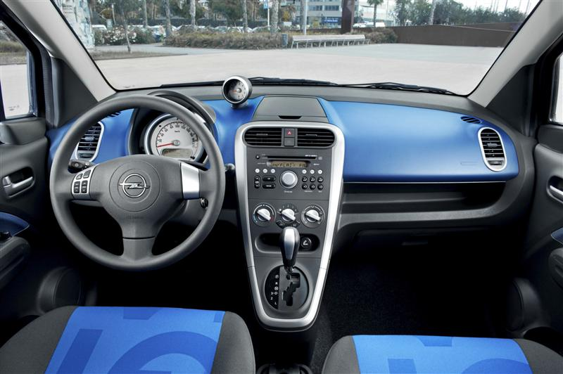 2009 Opel Agila Image