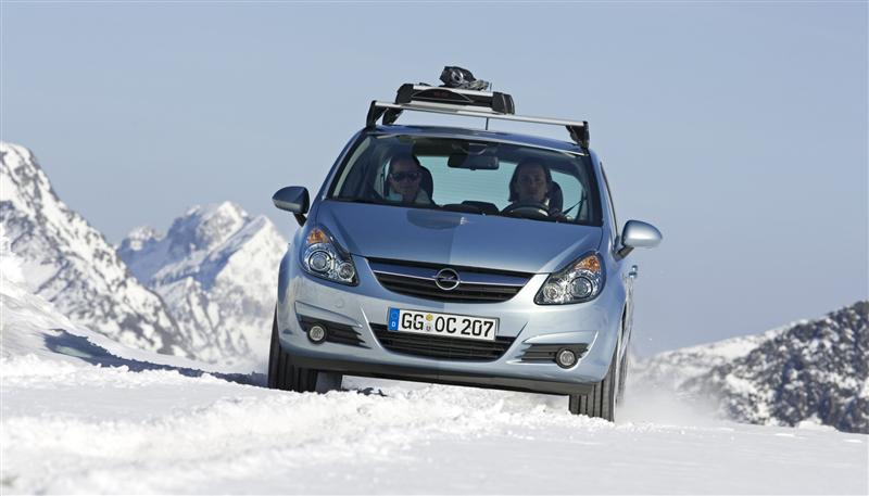 2009 Opel Corsa Image