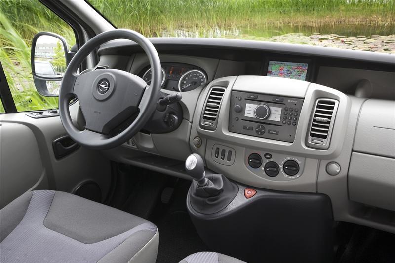 2009 Opel Vivaro