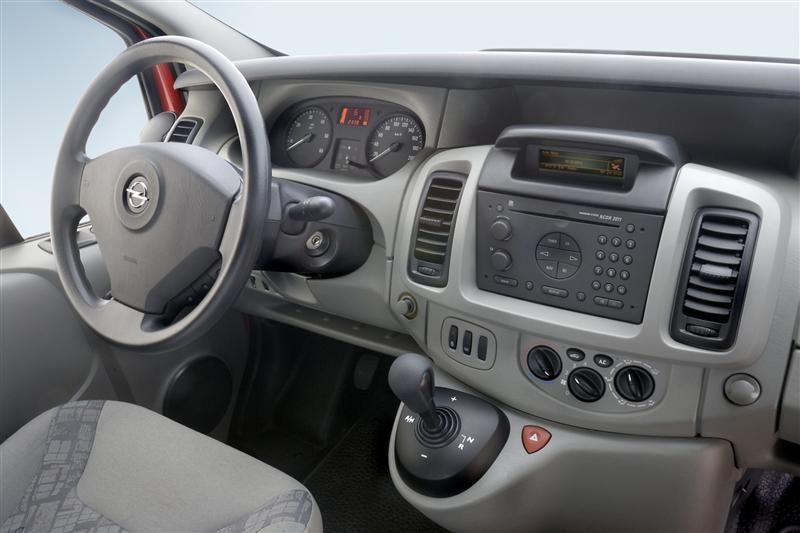 2009 Opel Vivaro Image