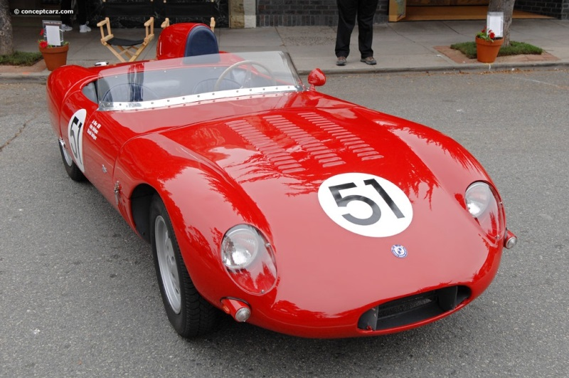 1959 Osca S Type Image Chassis Number 766