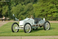 1903 Packard Model K-S Gray Wolf