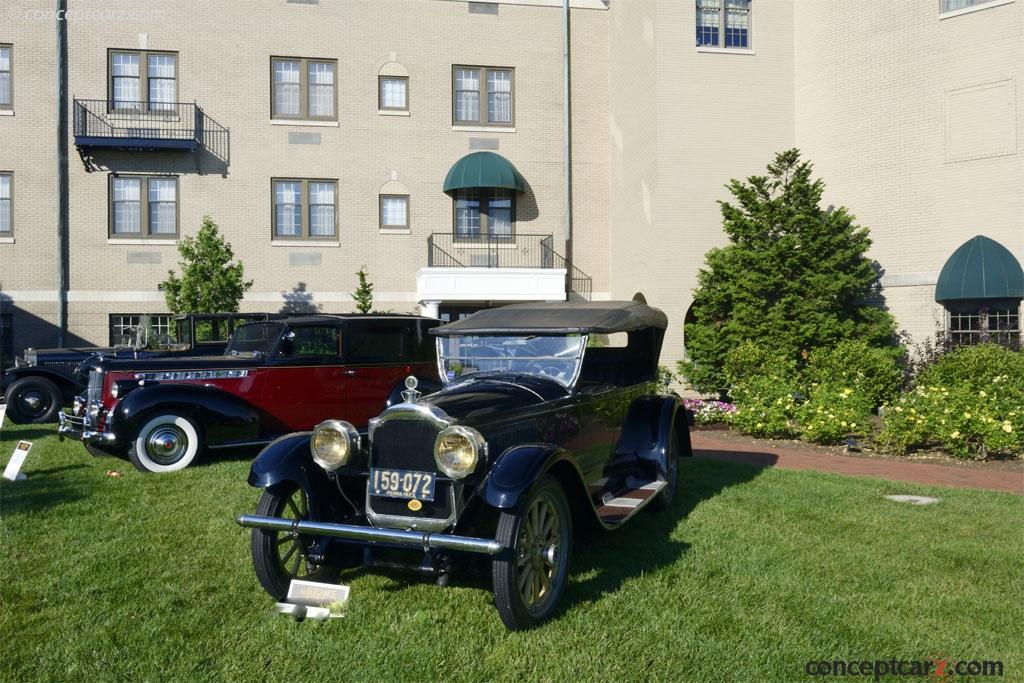 1923 Packard Single Six photos