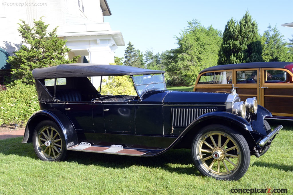 Auction Results And Data For 1923 Packard Single Six