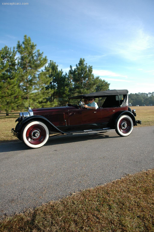 1924 Packard Single Six - conceptcarz.com