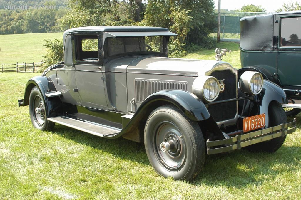 1925 Packard 236 - conceptcarz.com