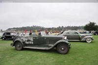 Packard 343 Third Series Eight