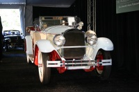 1927 Packard 343 Third Series Eight image.