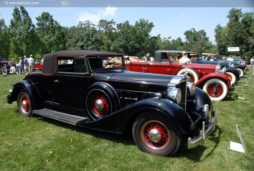 Auction Results And Data For 1928 Packard Model 526 Six